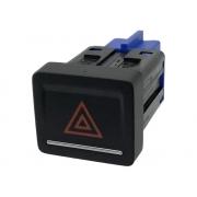 Botão do Painel Interruptor de Luz de Emergência Pisca Alerta 5G1919225 Vw Golf 014 015 016 017 018 019