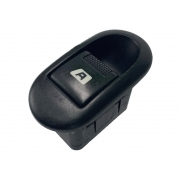 Botão Interruptor 96401469xt de Vidro Elétrico AUTO Esquerdo do Console Central Citroen C3 03 04 05 06 07 08 09 010 011 012