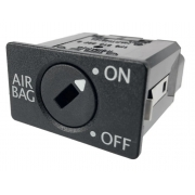 Botão Interruptor Chave de Air Bag On Off Passageiro Interna do Porta Luvas 1k0919237e Vw Up Polo Gol Voyage G7 016 017 018 019 020 021