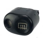 Botão Interruptor de Desembaçador Traseiro do Painel Fiat Palio Siena Palio Weekend G1 96 97 98 99 00
