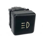 Botão Interruptor de Farol de Milha do Painel Fiat Uno Fiorino Elba Premio 84 85 86 87 88 89 90 91 92 93 94