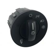 Botão Interruptor de Lanterna Farol Milha AUTO do Painel d2bt13d061aaja6a Ford Fusion 06 07 08 09
