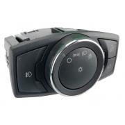 Botão Interruptor de Lanterna Farol Com Função Auto Milha Reostato Regulagem de Iluminação do Painel Fomoco dg9t13d061bcw Ford Fusion Titanium 012 013 014 015 016 017 018 019