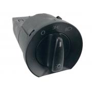 Botão Interruptor de Lanterna Farol do Painel Led Verde Vw Gol Special G2 Santana 99 00 01 02 03