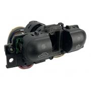Botão Interruptor de Recirculador e Ar Condicionado do Painel Sensor Interno de Temperatura Fiat Marea Brava 99 00 01 02 03 04 05
