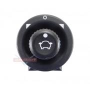 Botão Interruptor de Regulagem De Retrovisor Elétrico 93bg17b676bb Ford Focus 00 01 02 03 04 05 06 07 08