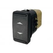 Botão Interruptor de Vidro Elétrico 6 Pinos Dianteiro Direito 6m2t14529da 03168420 Ford Focus 09 010 011 012 013