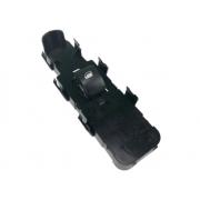 Botão Interruptor de Vidro Elétrico Porta Dianteiro Direito 9651465677 Citroen C4 08 09 010 011 012 013