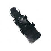 Botão Interruptor de Vidro Elétrico Porta Dianteiro Direito 9651466677 Citroen C4 08 09 010 011 012 013
