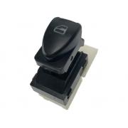 Botão Interruptor de Vidro Elétrico Simples s113746040ab Chery QQ 011 012 013 014 015 016 017 018 019