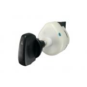 Botão Interruptor Seletor de Velocidade 8 Pinos do Comando Controle de Ar Condicionado do Painel MR398626 Mitsubishi Pajero Sport 00 01 02