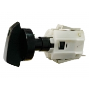 Botão Interruptor Seletor de Velocidade 5 Pinos do Comando Controle de Ventilador Desembaçador Direcionador do Painel Ford ka 08 09 010 011 012