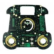 Circuito Placa do Comando Controle De Ar Condicionado Do Painel Iluminação Led Azul 972501s170 Hyundai Hb20 012 013 014 015 016 017 018