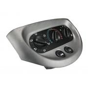 Comando Controle Ar Quente Desembaçador Traseiro Botão Interruptor Porta Malas do Painel 97kw18k817a 97kp19d840ad 97kb18597fa 97kw18532 Ford Ka 1997 1998 1999 2000 2001 2002 2003 2004 2005 2006 2007