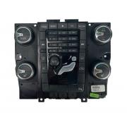 Comando Controle Central do Painel Ar Condicionado Botão do Som 30795265 Volvo Xc60 08 09 010 011 012 013 IAG