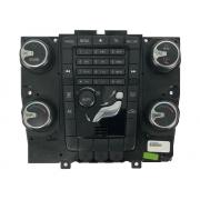 Comando Controle Central do Painel Ar Condicionado Botão do Som 30795266 Volvo Xc60 07 08 09 010 011 012 013 014 015 016 017