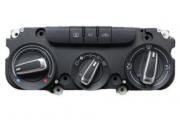 Comando Controle De Ar Condicionado Recirculador Desembaçador do Painel 8u0820047d Audi Q3 011 012 013 014 015 016