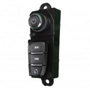 Botão Comando Controle De Som do Painel 42342514 MyLink Gm Onix Cobalt Spin 018 019 020