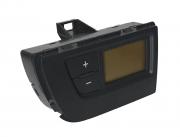 Comando Controle de Ar Condicionado Digital Lateral Direito do Painel 9650868877 965086887700 Citroen Grand C4 08 09 010 011 012