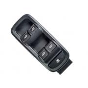 Conjunto Botão Botoeira Interruptor de Vidro Elétrico Porta cn1514a132bb Motorista Ford Ecosport 012 013 014 015 016 017