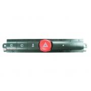 Conjunto Botão do Painel Console Interruptor de Pisca Alerta Luz de Emergência Limpador Traseiro e Controle de Estabilidade Gm Captiva 08 09 010 011 012 013