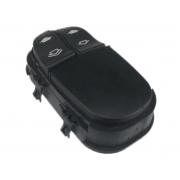 Conjunto Botão Interruptor De Vidro Elétrico Duplo Lado Esquerdo Motorista 7s4t14529aa 03162312 Ford Focus 98 99 00 01 02 03 04 05