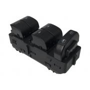 Conjunto Botão Interruptor de Vidro Elétrico Motorista Botoeira da Porta 9e5t14540aaw Ford Fusion 010 011 012