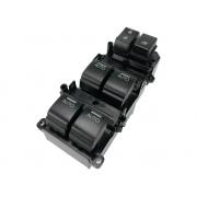 Conjunto Botão Interruptor de Vidro Elétrico Motorista e Trava de Portas 35750tr8m11 Honda New Civic 012 013 014 015