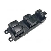 Conjunto Botão Interruptor de Vidro Elétrico Trava de Portas Esquerdo Motorista Nissan Sentra 08 09 010 011 012