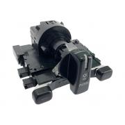 Conjunto Botão Interruptor Seletor de Velocidade Acionamento Ar Condicionado Recirculador Desembaçador Traseiro do Comando Controle de Ar do Painel Mitsubishi Pajero Tr4 01 02 03 04 05 06 07 08 09