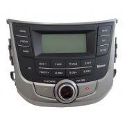 Som Bluetooth Sem Usb Original Hyundai HB20 2015 2017