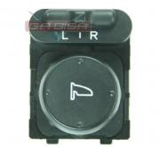Interruptor Botão De Regulagem De Retrovisor Elétrico Honda City e New Fit 09 010 011 012 013 014