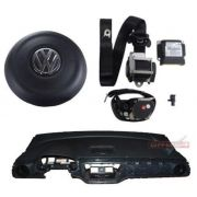 Kit Air Bag Bolsas Cintos Modulo Original Vw Up 015 016 017
