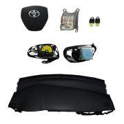 KIt Air Bag Painel Bolsas Cintos Modulo Sensores Toyota Corolla 015 016 017 018 019