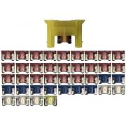 Kit Fusíveis do Modulo Central BSI Caixa de Fusíveis do Painel 919501y554 Kia Picanto 012 013 014 015 016