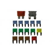 Kit Fusíveis do Modulo Central BSI Controle de Carroceria Painel Caixa de Fusíveis 9659285680 2004p0900 Peugeot 307 Citroen C4 05 06 07 08 09 010 011 012 013