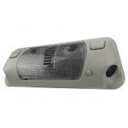 Lanterna Luz de Leitura Luminária do Teto com Sensor Ultrassom de Alarme 93260068 Gm Astra Zafira 99 00 01