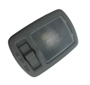 Lanterna Luz de Teto Traseira Porta Malas Hyundai Santa Fé 2008 2009 2010 2011 2012 Topvili