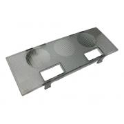Lente Acrílico do Console Porta Objeto Lanterna Luz Cortesia de Teto Frontal Gm Vectra 06 07 08 09 010 011 012