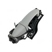 Maçaneta Externa Porta Traseira Direita Passageiro Sem Pintura Ford New Fiesta Hatch 011 012 013 014 015 016 017 018 019 IAG