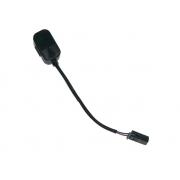 Microfone do Sistema de Som Original Mylink 13576669 Gm Cruze Cobalt Spin 012 013 014 015 016 017 018 019 020 021