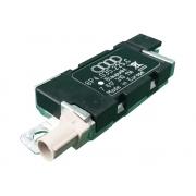 Modulo Amplificador de Sinal Antena Lado Esquerdo 8p4035225c 7617310114 Audi A3 Spotback S3 09 010 011 012 013