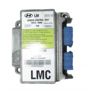 Modulo Central De Air Bag ECU LMC Delphi 28267123 959102S000 Hyundai Ix35 09 010 011 012