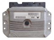 Modulo Central De Injeção Eletrônica Original 237101543r Renault Duster 1.6 16v Flex 012 013 014 015 016