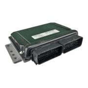 Modulo Central de Injeção Eletrônica Siemens s110124001 8200080284 Renault Clio 01 02 03 04 05 06