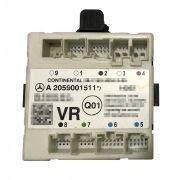 Modulo de Vidro Controle de Porta Dianteiro Direito a2059001511 Original Mercedes C180 W205 014 015 016 017 018