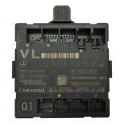 Modulo de Vidro Controle de Porta Dianteiro Esquerdo a1669005505 Original Mercedes A200 W176 014 015 016 017