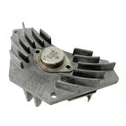 Modulo Resistência da Ventilação Interna do Ar Condicionado Ventilador do Painel Peugeot 106 405 Citroen Berlingo Xantia Xsara 95 96 97 98 99 00 01 02 03 04 05