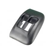 Moldura Acabamento do Botão Interruptor de Vidro Elétrico Porta Dianteiro Esquerdo Motorista Fiat Palio Strada Siena G1 16v 96 97 98 99 00 01