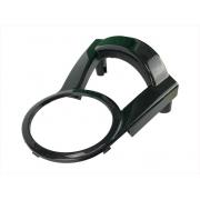 Moldura Puxador Interno Carbono da Porta Dianteira e Traseira Direito Passageiro Jac J2 012 013 014 015 IAG